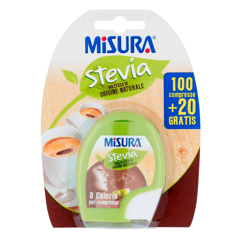 STEVIA COMPRESSE 100+20 OMG