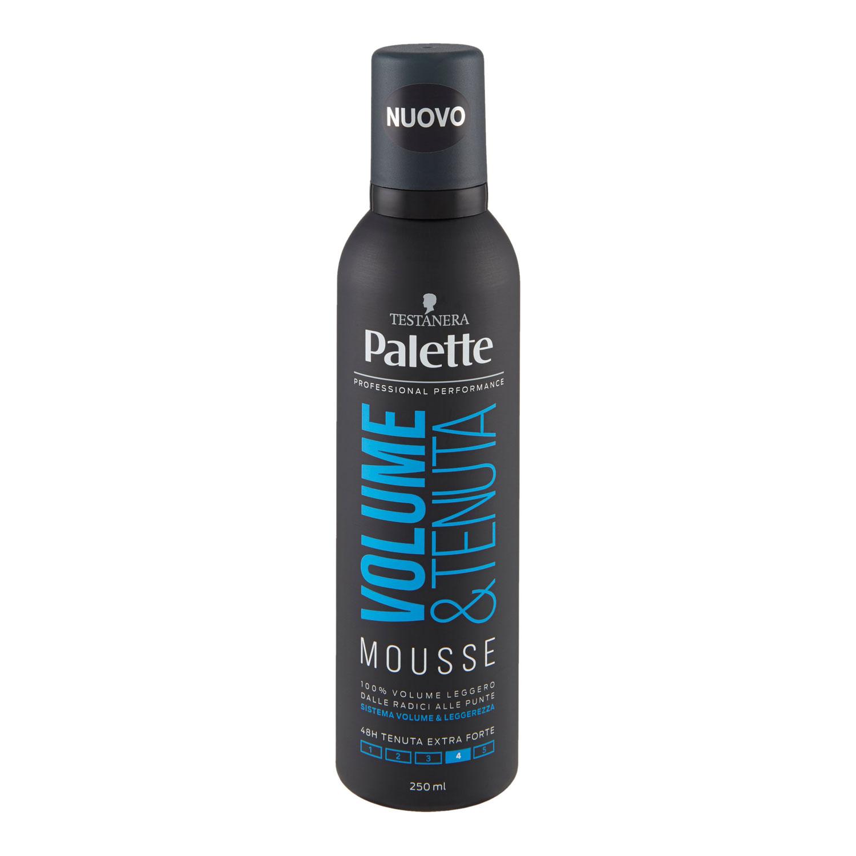 PALETTE MOUSSE VOLUME