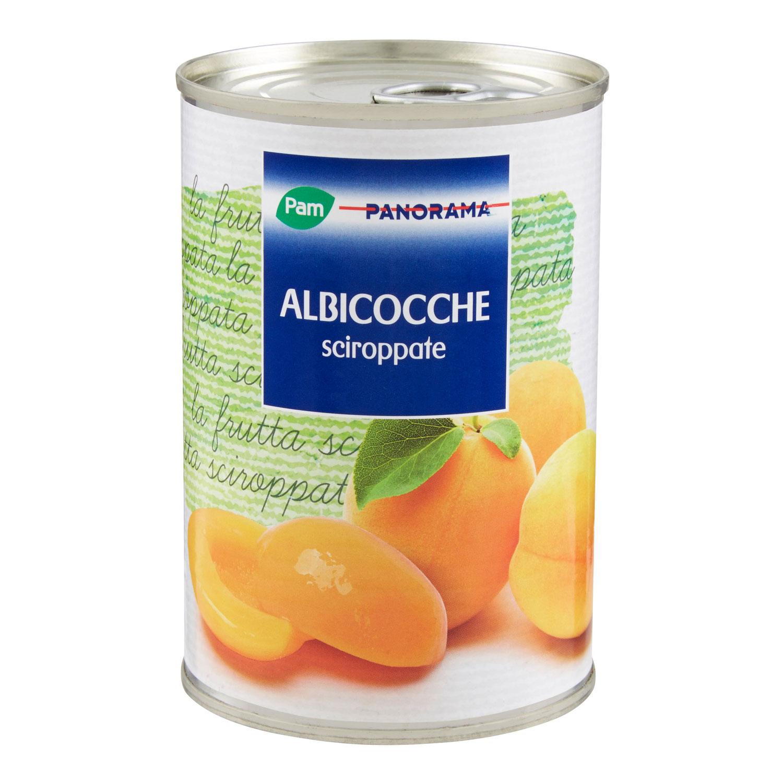 ALBICOCCHE SCIROPPATE