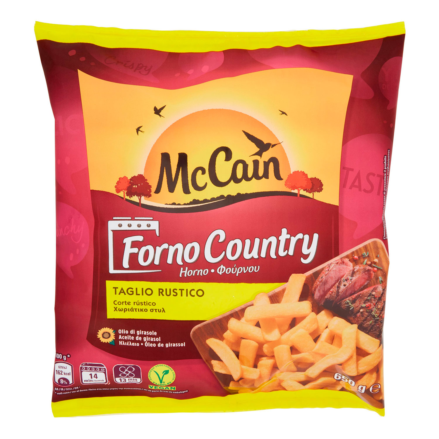 MCCAIN FORNO COUNTRY
