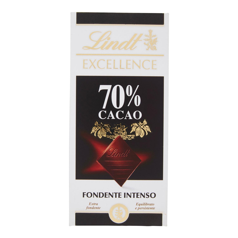 TAVOLETTA CIOCCOLATO EXCELLENCE 70% CACAO NOIR INTENSE