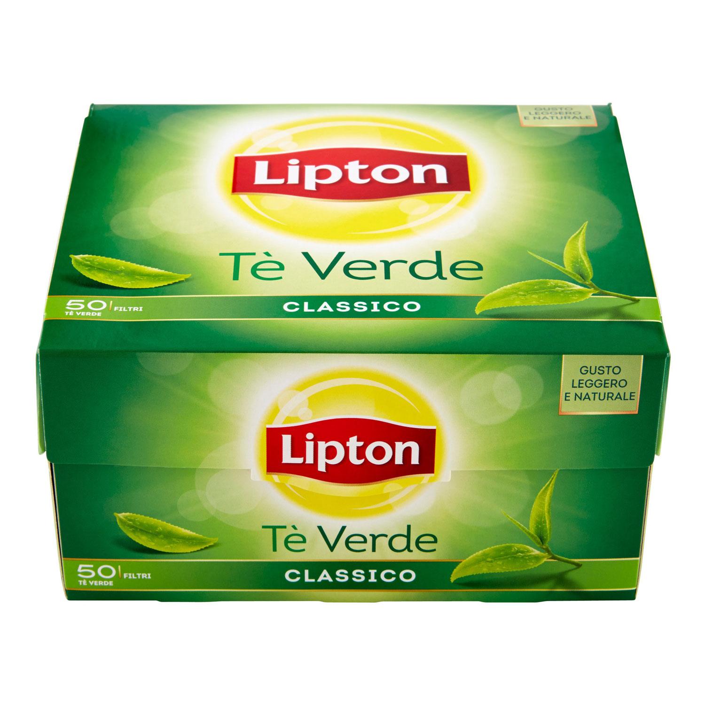LIPTON VERDE 50 FILTRI 65GR