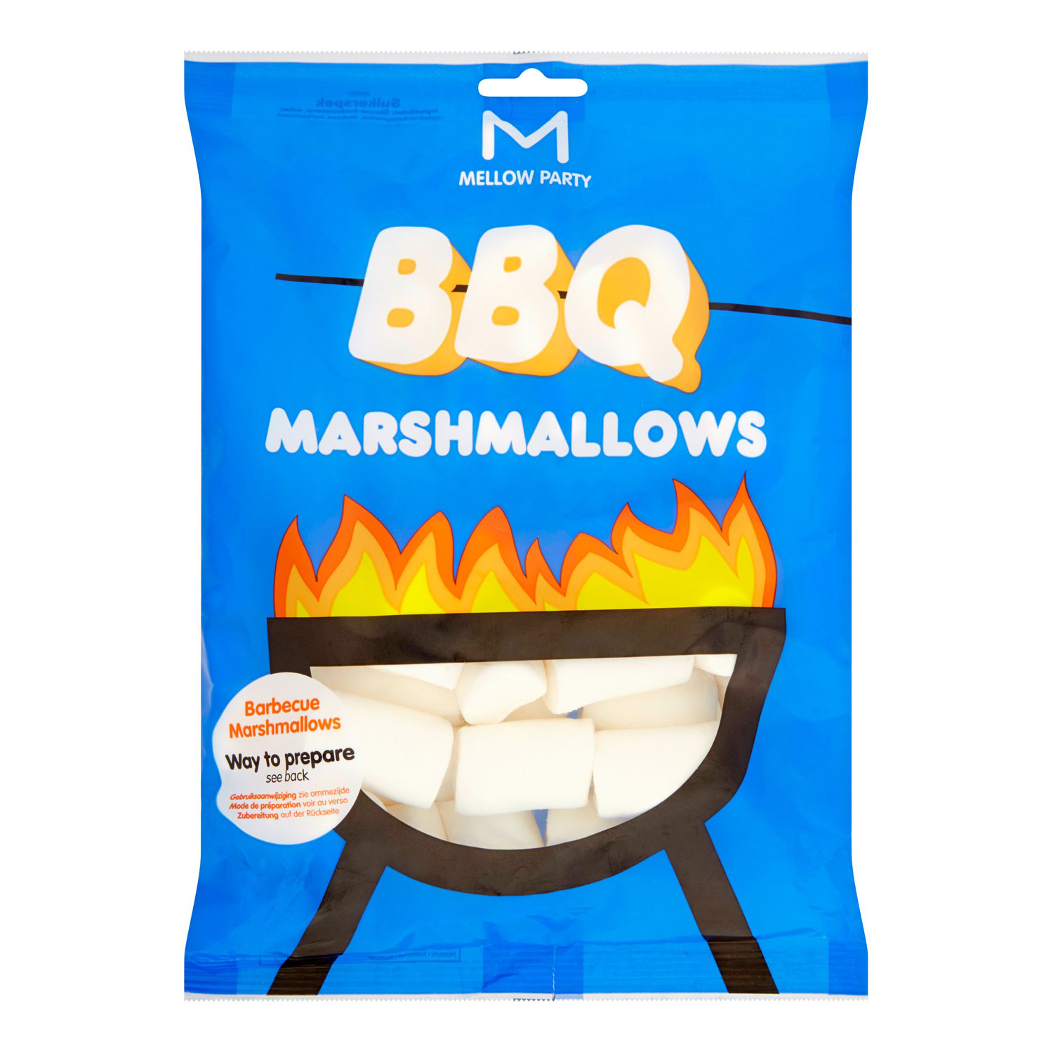 BBQ MARSHMALLOW PARTY GR250