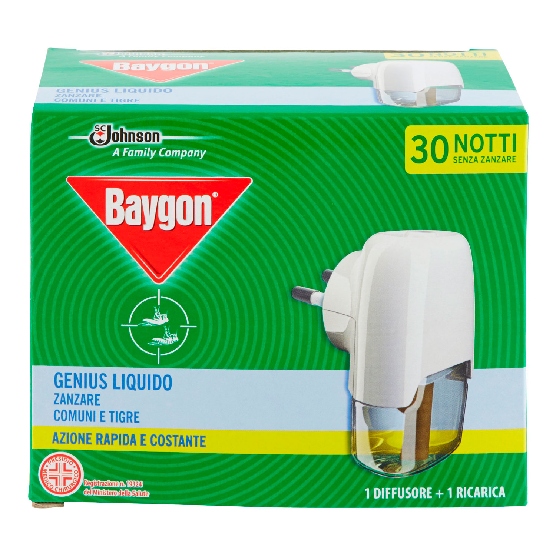 BAYGON LIQUIDO BASE 30N