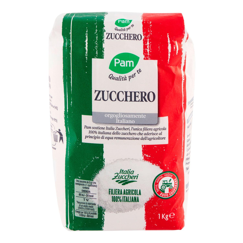 ZUCCHERO 100% ITALIANO