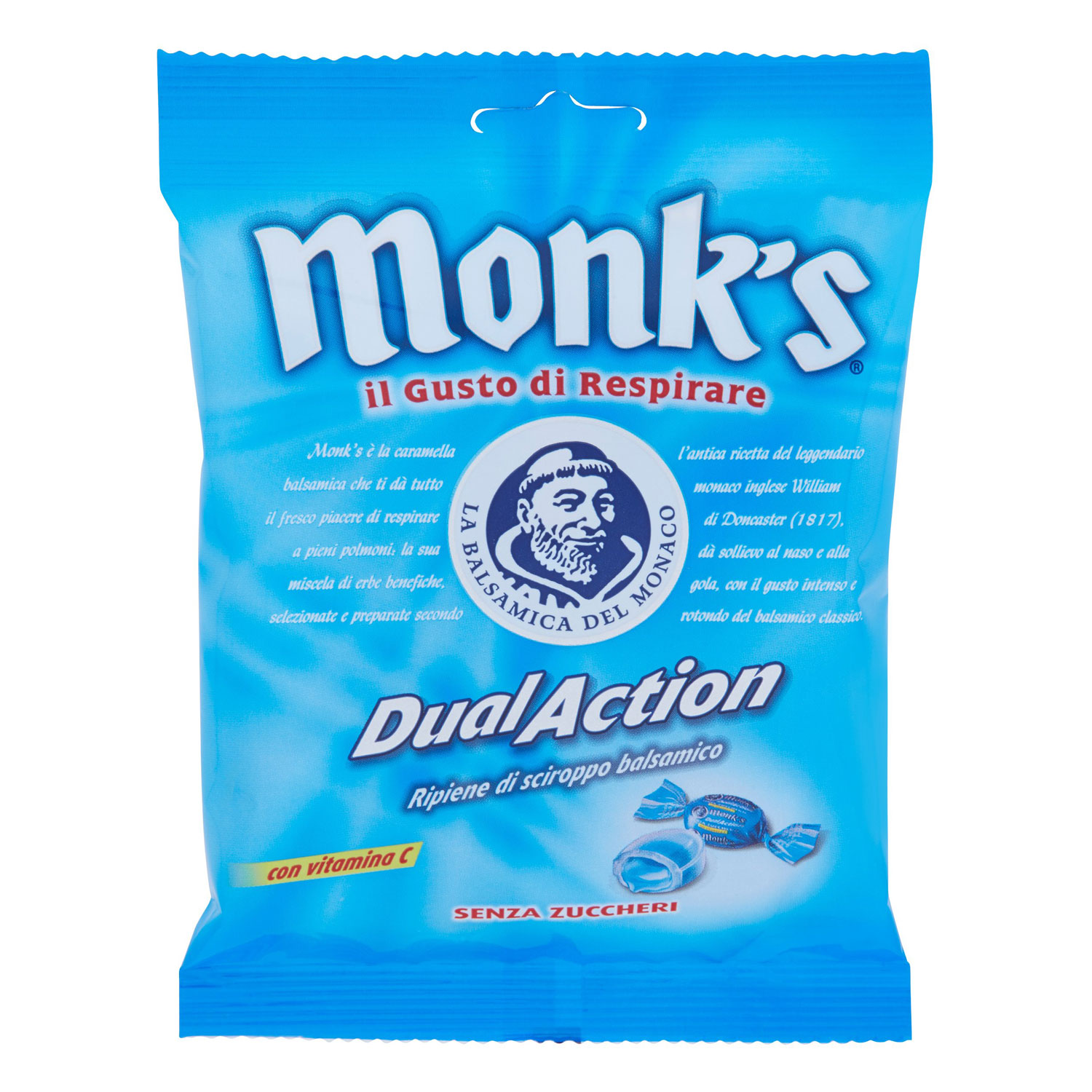 MONK'S DUAL ACTION