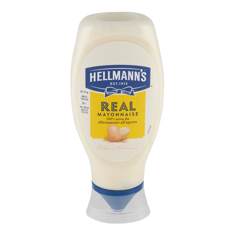 Hellmann's Real Maionese 404 g