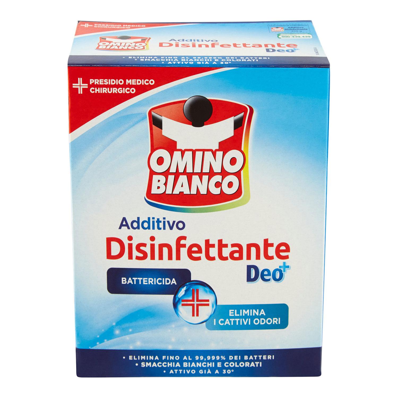 OMINO BIANCO DISINFETTANTE POLVERE 450GR