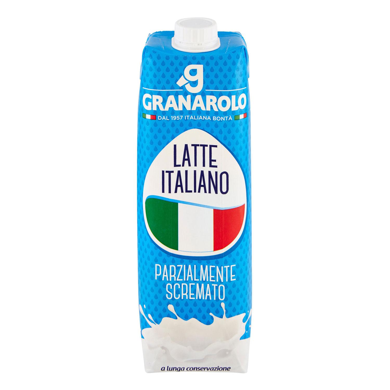 LATTE UHT PARZIALMENTE SCREMATO ITALIANO