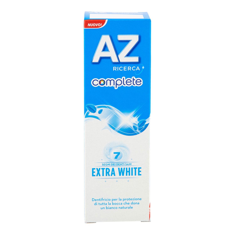 AZ DENT.COMPLETE EX.WHITE 75ML