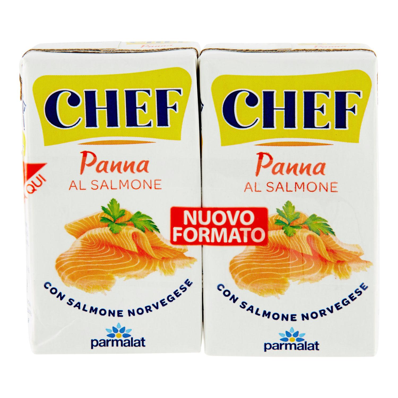 2 PANNA CHEF SALMONE