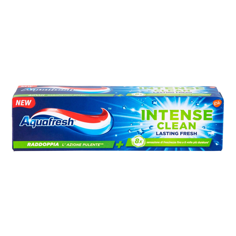 AQUAFRESH INTENSE CLEAN LASTING FERSH 75ML