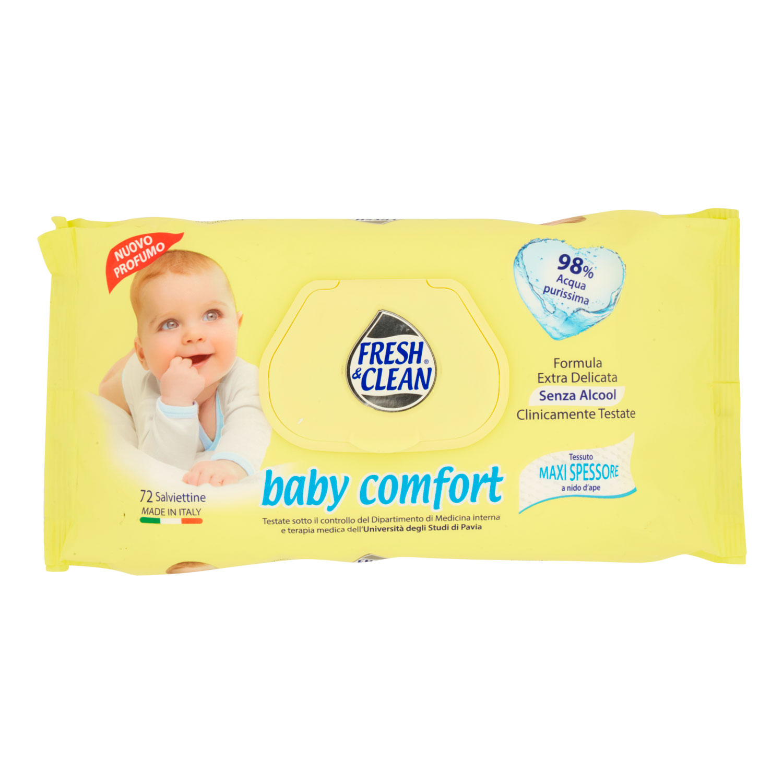 SALVIETTINE BABY CONFORT