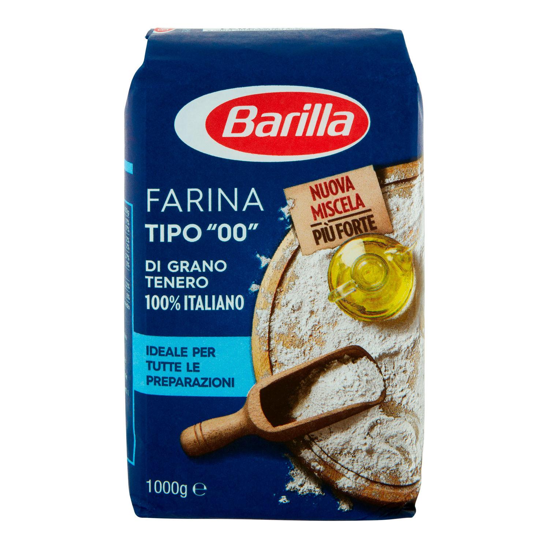 FARINA TIPO 00 DI GRANO TENERO