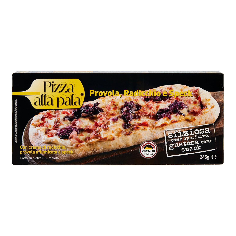 PIZZA RADICCHIO SPECK