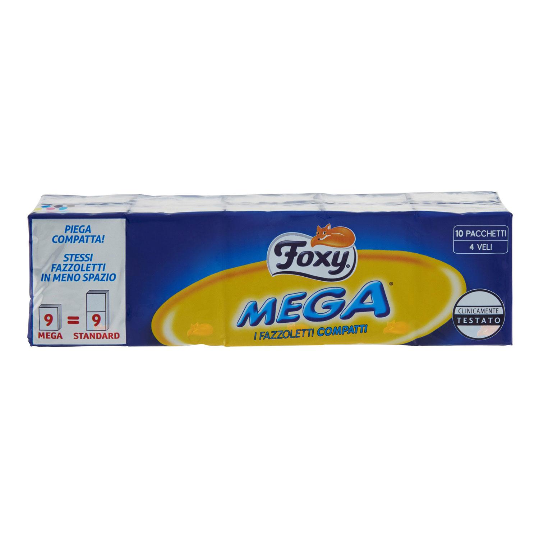 FOXY FAZZ.MEGA COMPACT 10 PZ