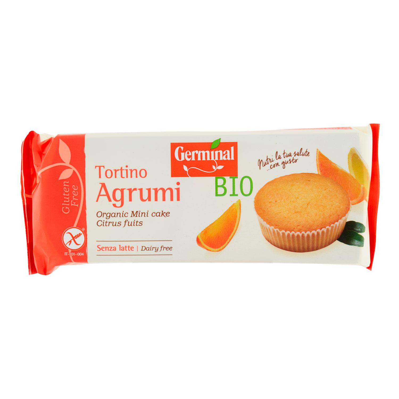 TORTINO AGLI AGRUMI - SENZA GLUTINE