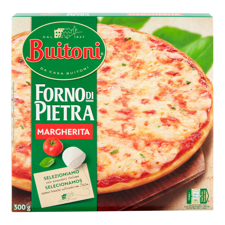 PIZZA FORNO DI PIETRA MARGHERITA