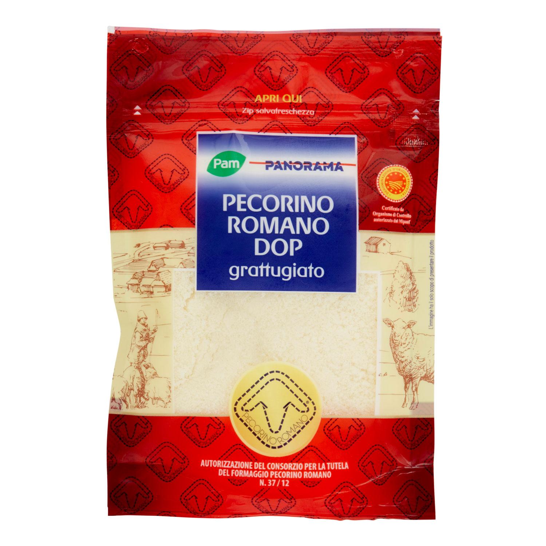 P&P PECORINO ROMANO DOP GRATTUGGIATO