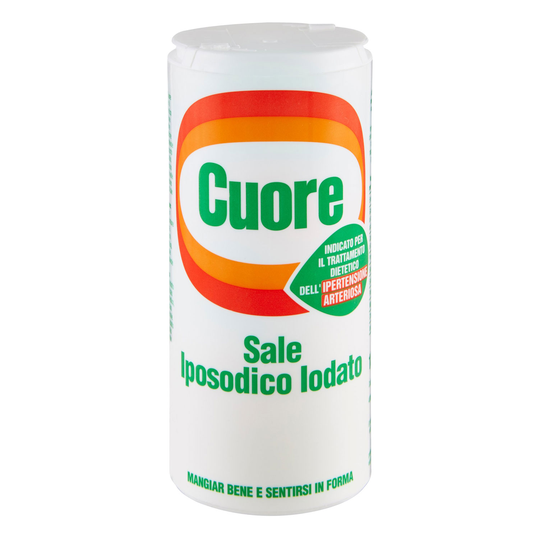 SALE IPOSODICO CUORE