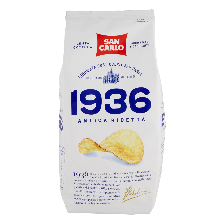 PATATINA 1936 ANTICA RICETTA