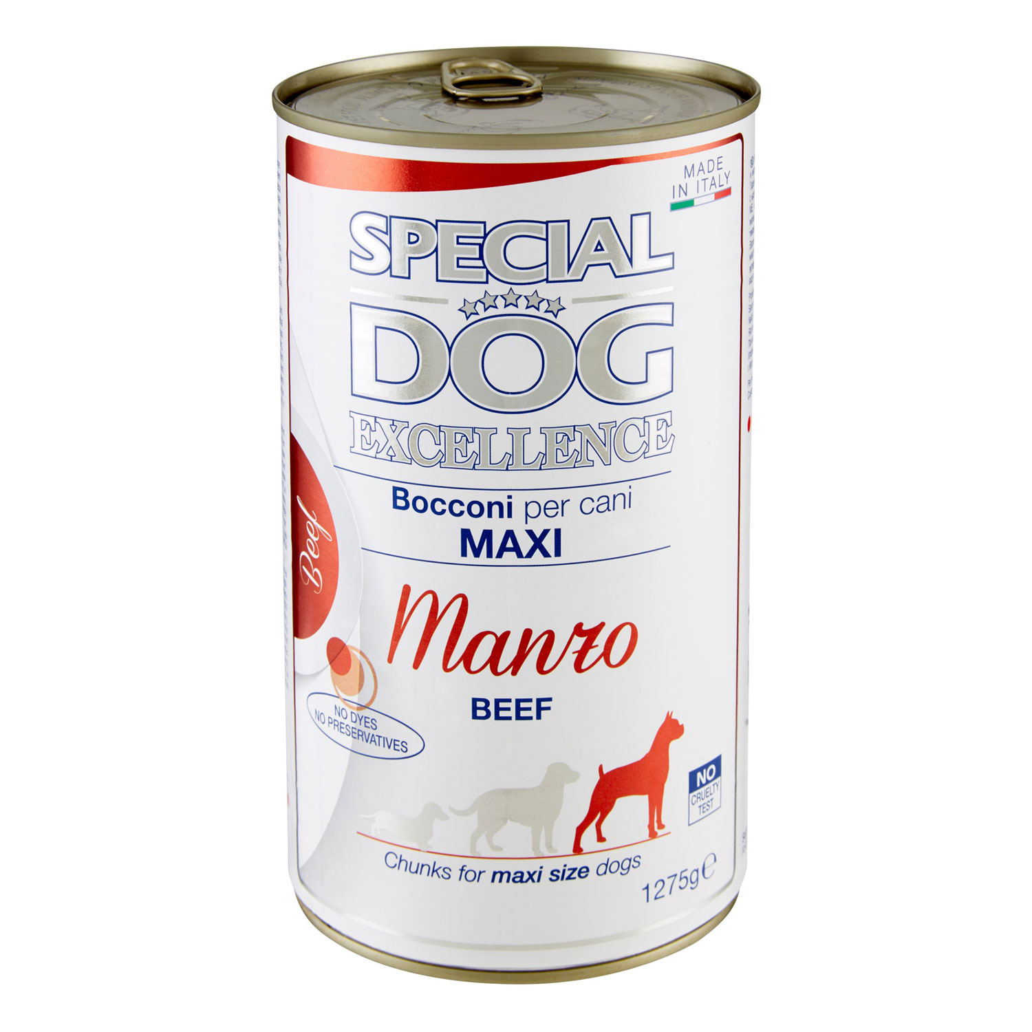 SPECIAL DOG EXCELLENCE BOCCONI MAXI ADULT MANZO