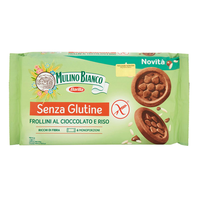 FROLLINO CIOCCOLATO SENZA GLUTINE