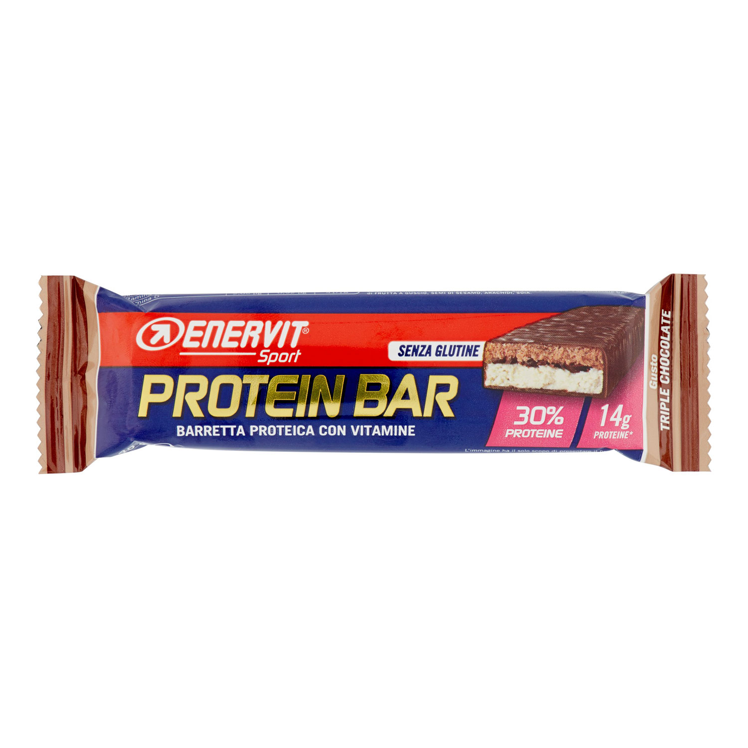 BARRETTTA PROTEICA POWER SPORT GUSTO CHOCO MOUSSE