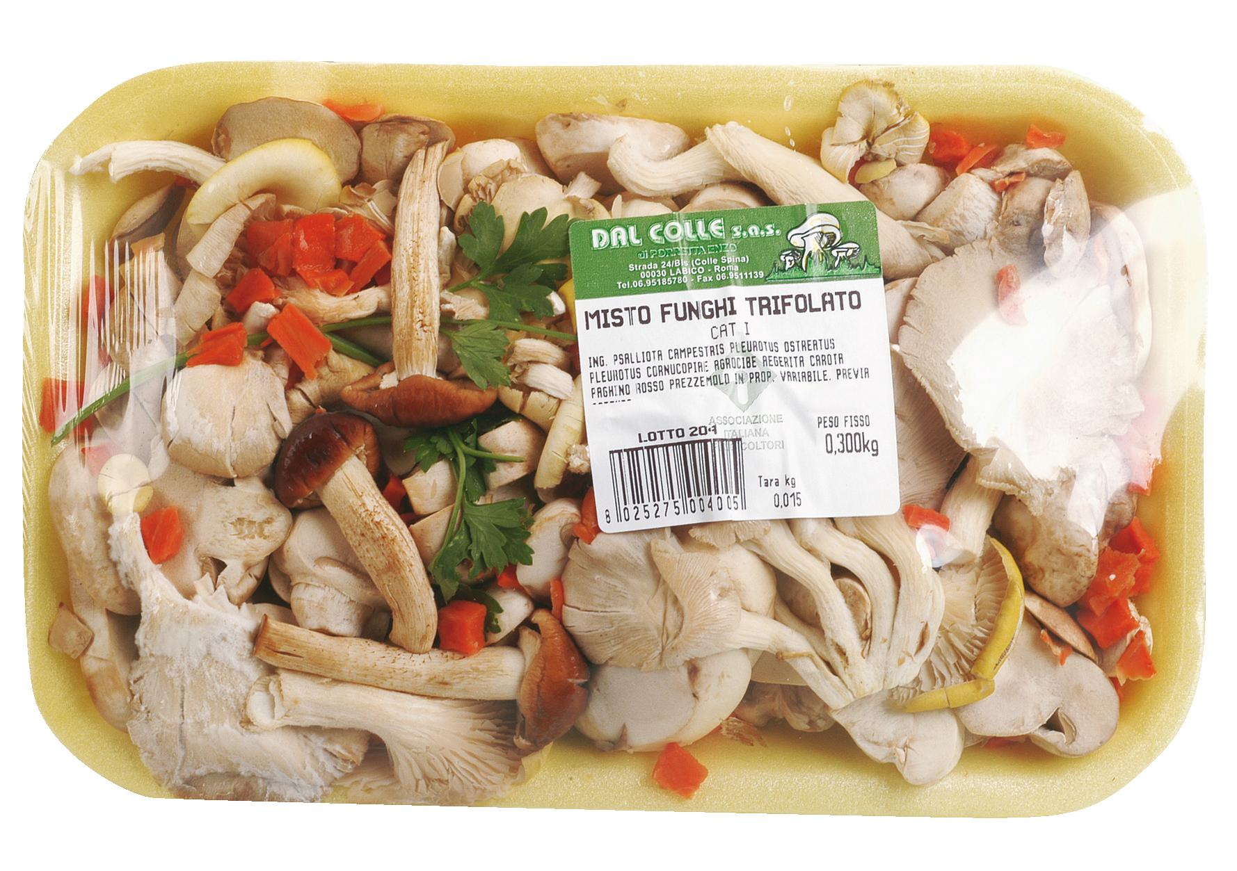 Funghi Trifolati 300 g