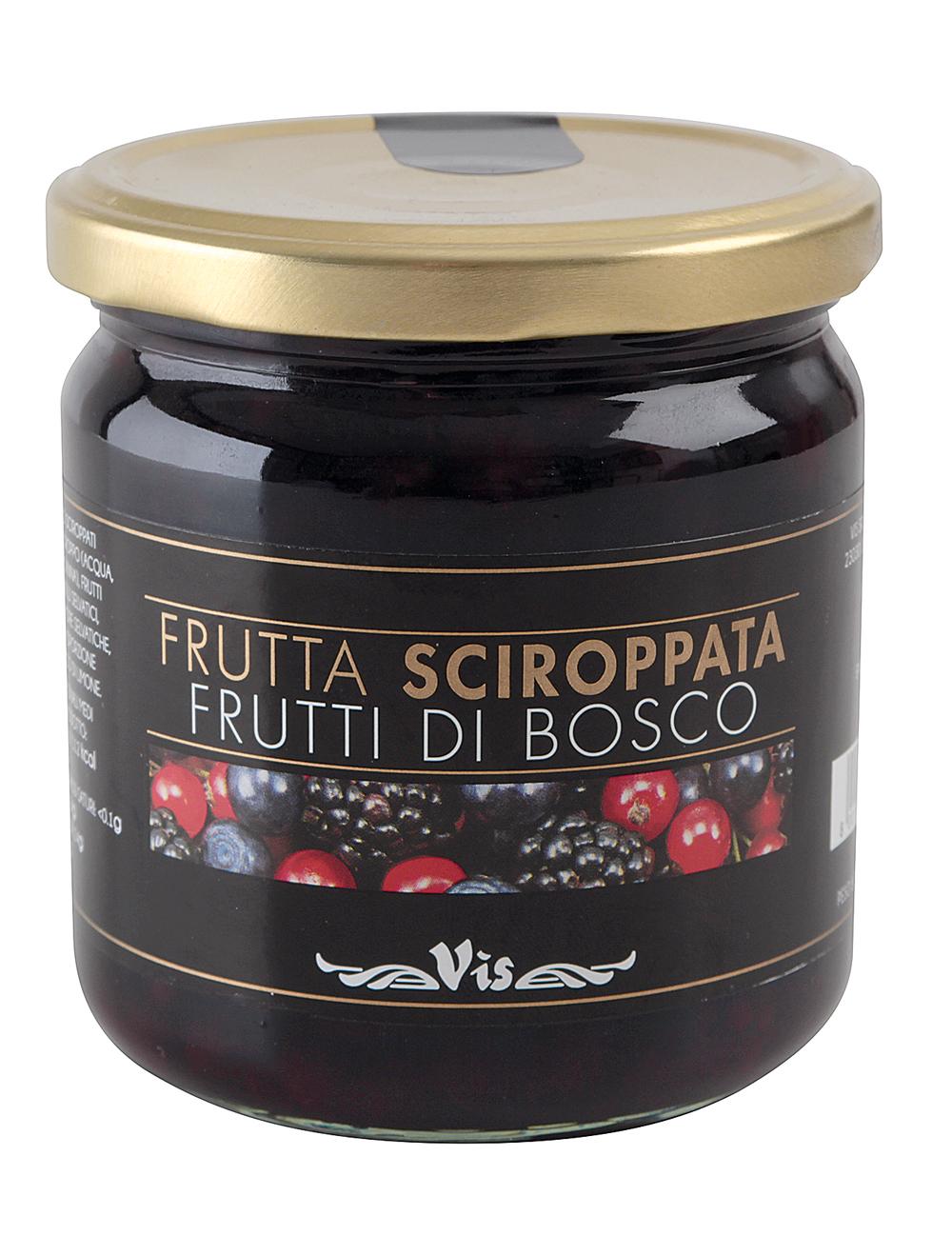 Frutti di Bosco Sciroppati Vis 390 g