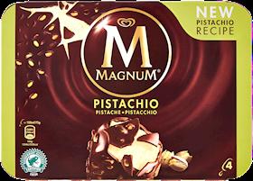 4 MAGNUM PISTACCHIO ALGIDA  300G