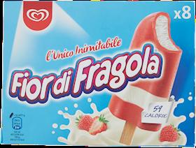 8 FIORDIFRAGOLA ALGIDA 336G
