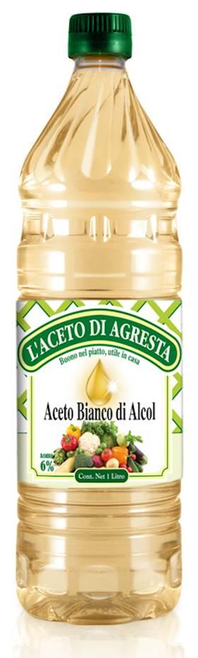 ACETO DI ALCOL AGRESTA 1LT PET