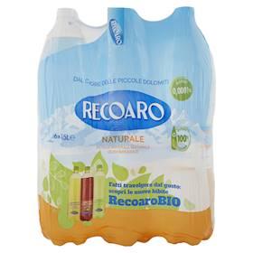 ACQUA MINERALE NATURALE RECOARO 1,5LT
