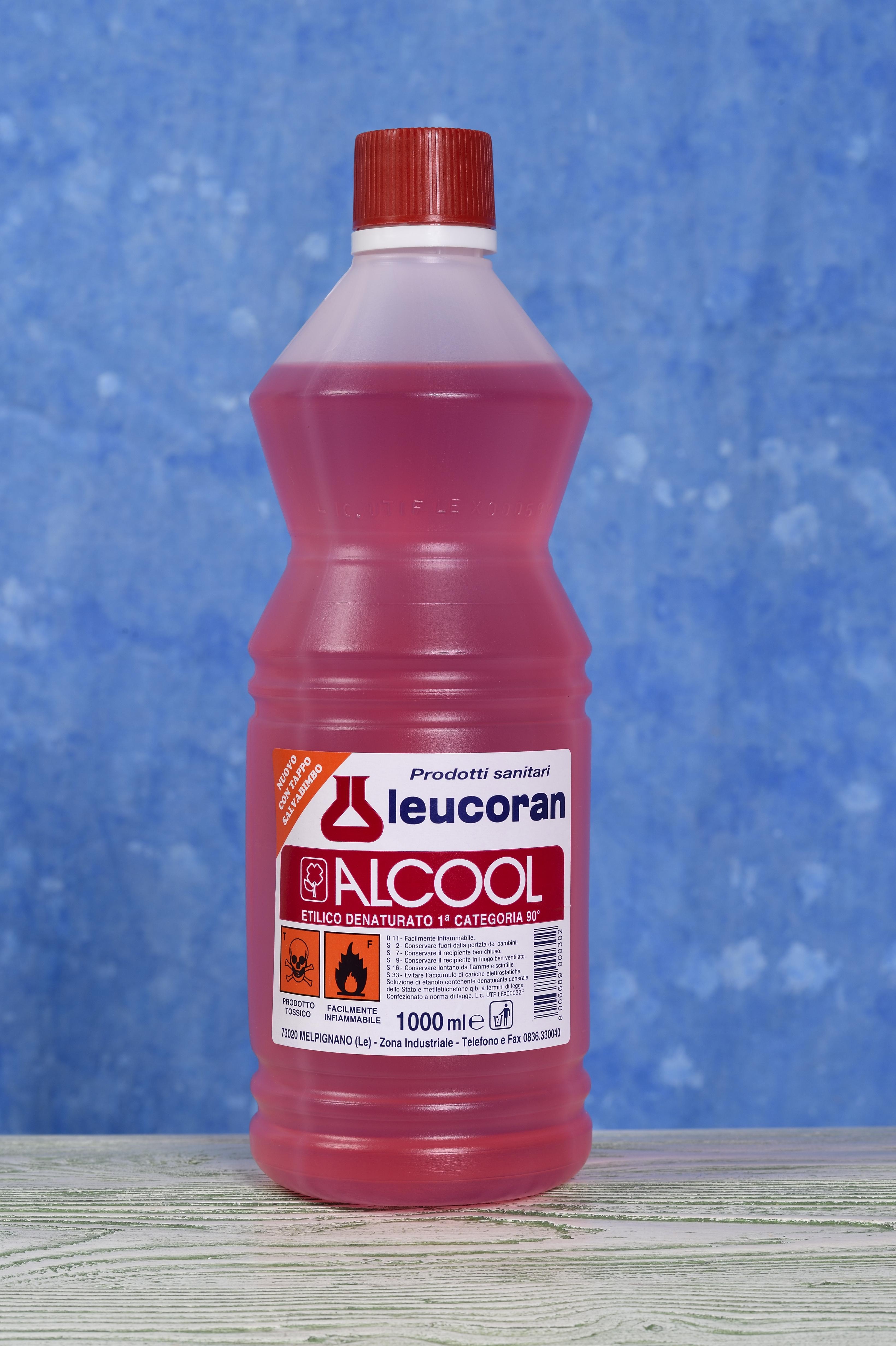 ALCOOL LEUCORAN CC1000  030
