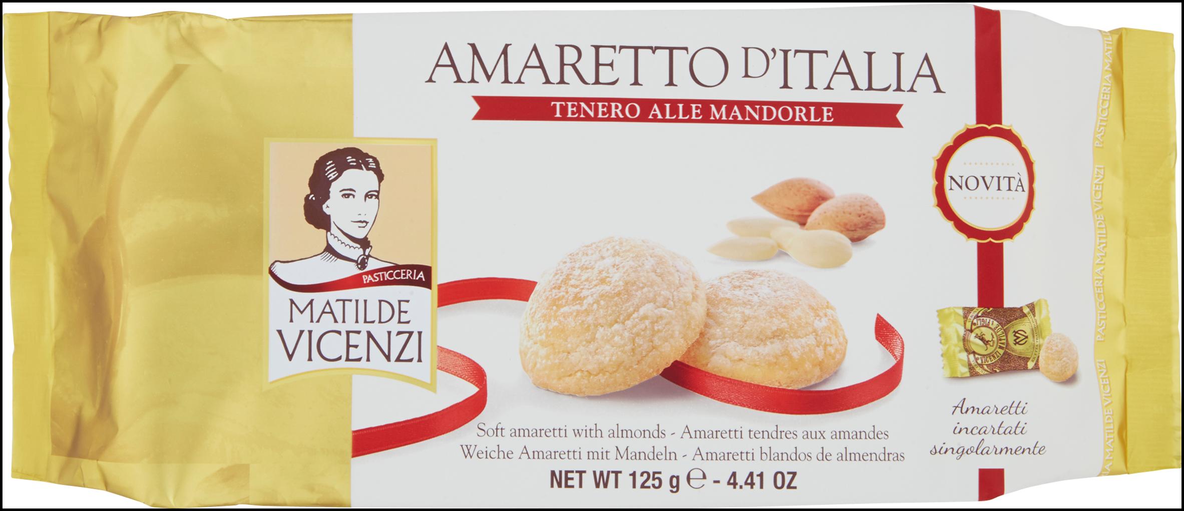 AMARETTO TENERO VIVENZI G125