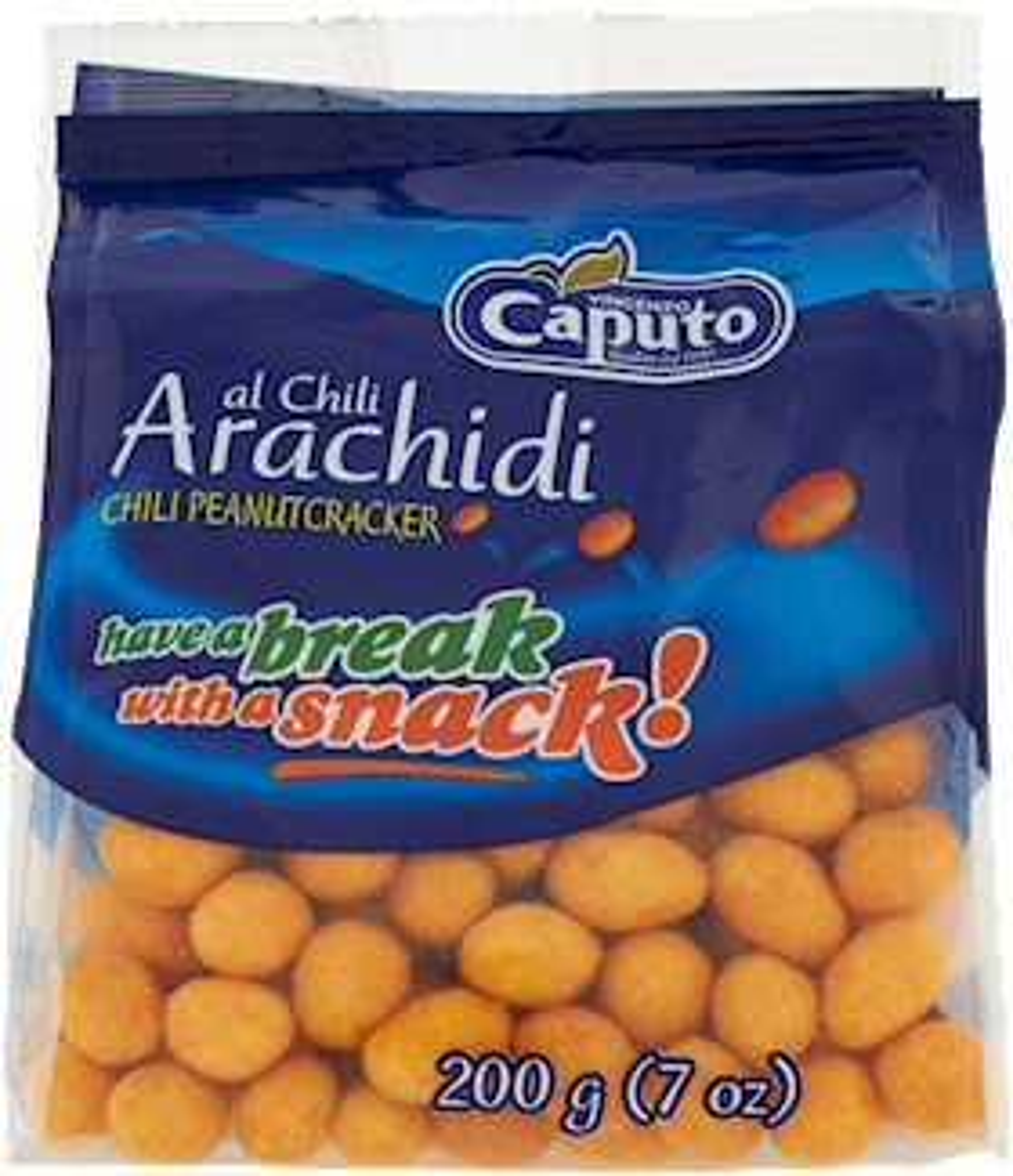 ARACHIDI SAPORITE CAPUTO 200G