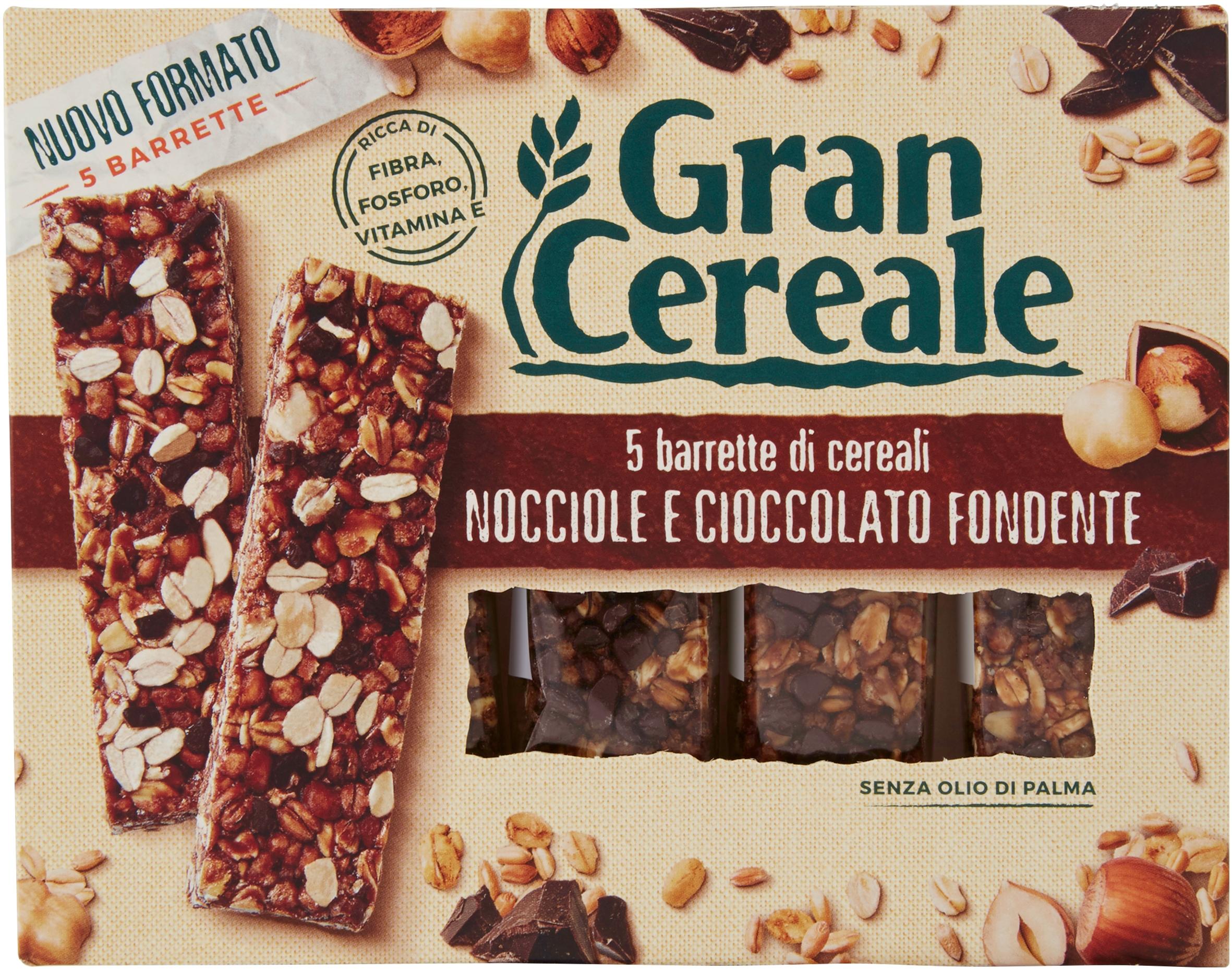 BARRETTA GRANCEREALE  G135 NOC/CIOC