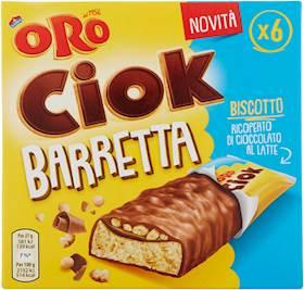 BARRETTA ORO CIOK G162
