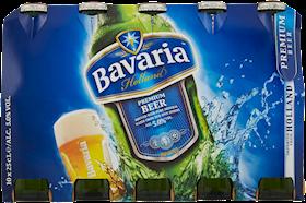 BIRRA BAVARIA 25CL X10