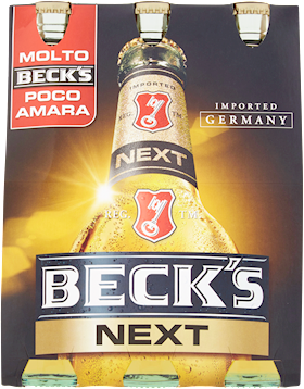 BIRRA BECK'S NEXT 33CLX3