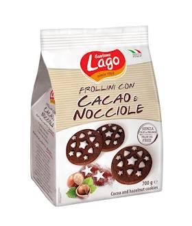 BISC.FROLLINI ELLEDI G700 CACAO/NOC