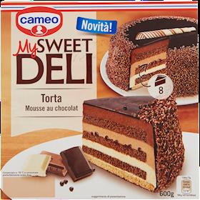CAMEO MYSWEETDELI MOUSSE CHOCOLAT 600G