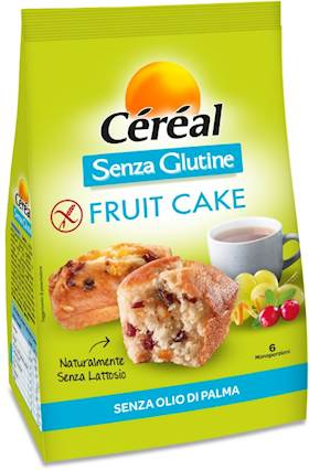 CEREAL FRUIT CAKE G200 S/G