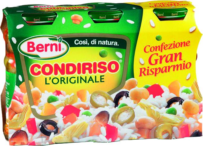 CONDIRISO BERNI 285GX3 ORIGINALE