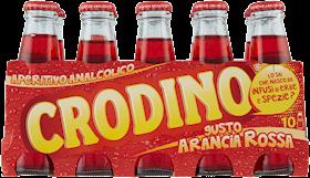 CRODINO 10CLX10 ARANCIA ROSSA