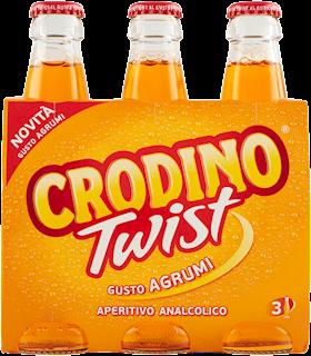 CRODINO TWIST AGRUMI 17,5CL X 3