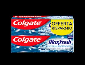 DENT COLGATE MAX FRESH GLAC  ML 75 X 2