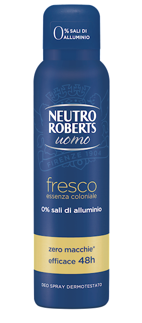 DEO SPRAY MAN NEUTRO ROB 150ML FR.COLON.