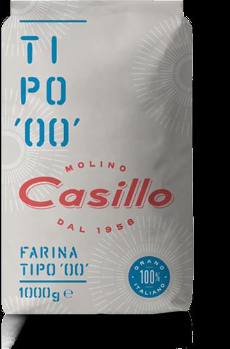 FARINA 00 CASILLO 1KG